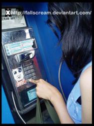 telephone talks by fallscream by shesnotmypresident