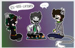 Playing Games - ||Collab|| by Boo-Girl