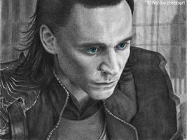 Loki by Quelchii