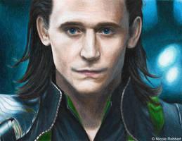 Loki Laufeyson by Quelchii