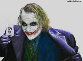The Joker by Quelchii