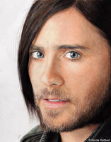 Jared Leto by Quelchii