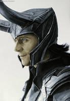 Loki (marker) by Quelchii