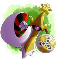 Pokeddexy: Favorite Pokemon Design - Aegislash by Togekisser