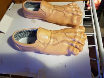 hobbit feet 3 by Bappi-1