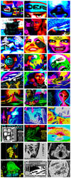 ZX-Spectrum gallery 1997-2003 by gas13
