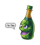 Bottle by gas13