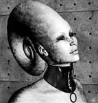 Alien beauty by MaureenOlder
