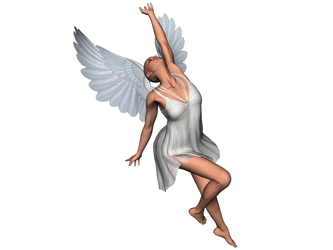 STOCK PNG angel 6 by MaureenOlder