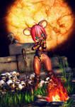 Mint Sweet annihilation by direbunny