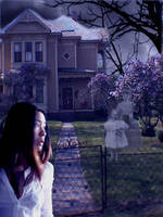 A Haunted Ghost Story by Lakija