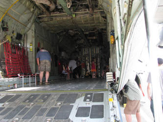 The Belly of a Herc by AllFourOne