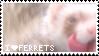 Ferret Stamp by rethetta