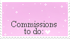 Commissions to do stamp by StarStruckSocks