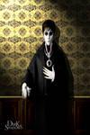 Dark Shadows Portrait by MoonlitFantasy