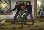 Kvothe 's arrest 2 by Carnath-gid