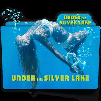 Under The Silver Lake movie folder icon v2 by zenoasis