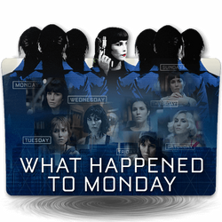 What Happened To Monday movie folder icon v5a by zenoasis