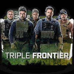 Triple Frontier movie folder icon v2 by zenoasis