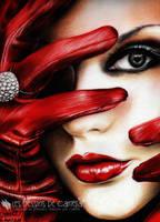 Diamonds are my friends by Camelia-07