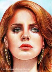 Lana Del Rey by Camelia-07