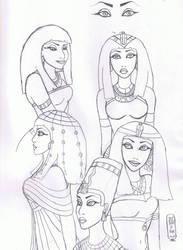 Egyptian Disney Princess by MyWorld1