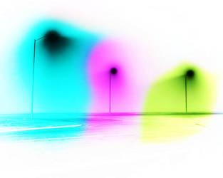 street lights by Zuraxstrider