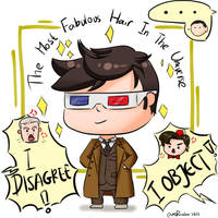 Doctor Who-The Most Fabulous Hair In The Universe by MsRandom1401