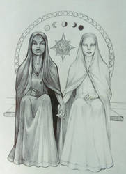 sisters by indra13