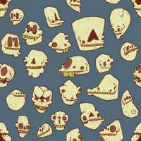 Skull Wallpaper by Papposilenos