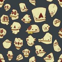 Darker Skull Wallpaper by Papposilenos