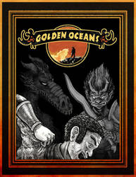 Golden Oceans: Book One- Now Available! by Papposilenos