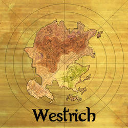 The Continent of Westrich by Papposilenos