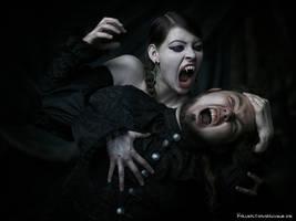 Vampire's Feast by Mircalla-Tepez