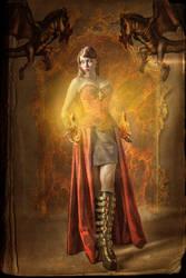The Koldunic Sorceress by Mircalla-Tepez