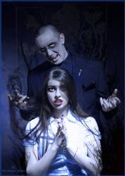 Ventrue Vampires by Mircalla-Tepez