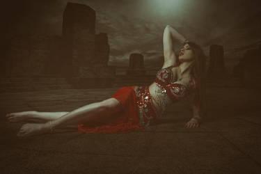 Ancient Temptress by Mircalla-Tepez