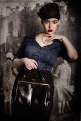 Retro Fashionista by Mircalla-Tepez