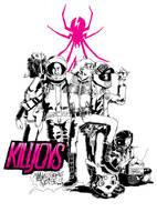 KILLJOYS B-W by NULLcHiLD