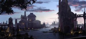 Star Wars by Scharborescus