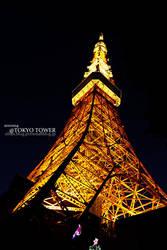 TOKYO TOWER by nbsjx