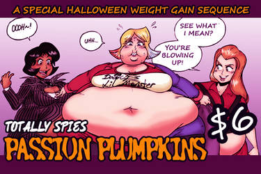 Totally Spies Passion Plumpkins by Yer-Keij-fer-Cash