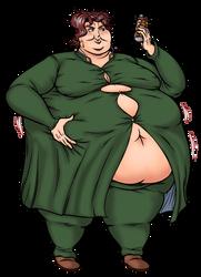 Kakyoin Fatty by Yer-Keij-fer-Cash