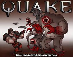 Quakers by KernaaliTanuli