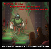 ArmyOfDoomnessPart2ShoresOfHell by KernaaliTanuli