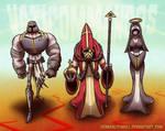 JustCrusaders by KernaaliTanuli