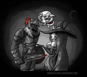 GoblinSlayer - WhereDaGoblinsAt?! by KernaaliTanuli