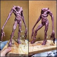 Creature design by glaucolonghi