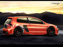 DarknessDesign  Golf-Gti by DarknessDesign