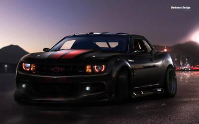 Chevrolet Camaro by DarknessDesign